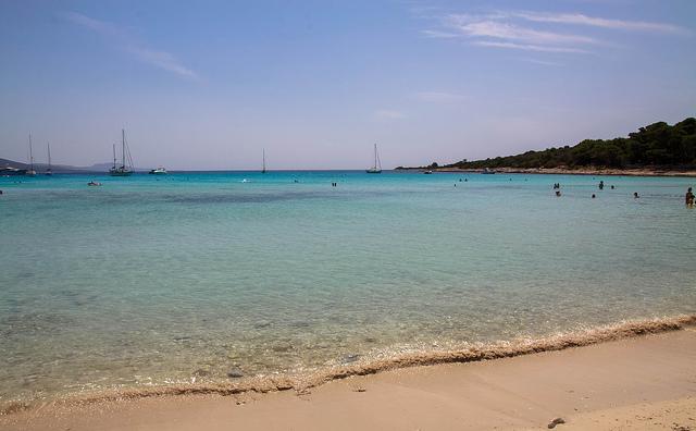 le spiagge della Croazia