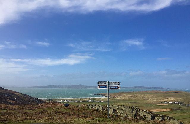 strade panoramiche Irlanda