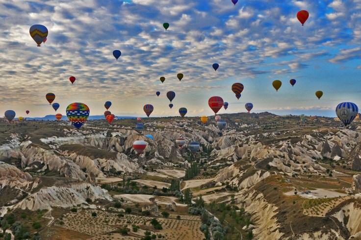 paesi da visitare una volta nella vita: Turchia