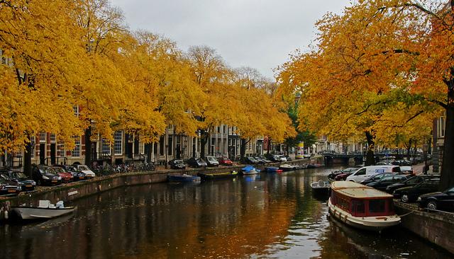 Visitare Amsterdam in autunno