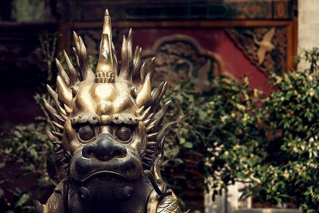 sculture cinesi