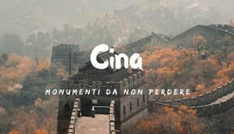 I monumenti della Cina da non perdere