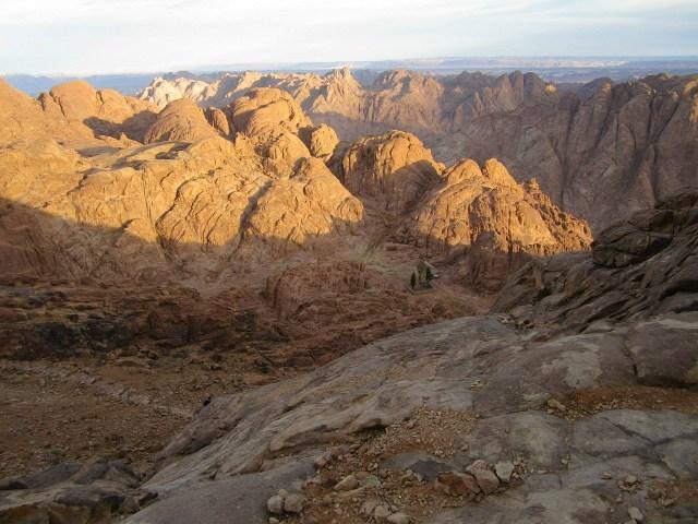 visitare il Sinai