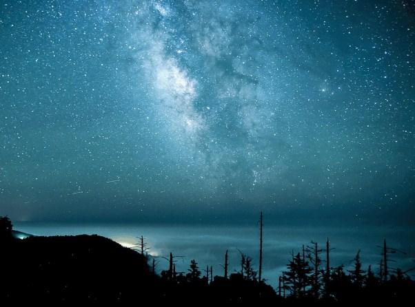 i cieli stellati più belli