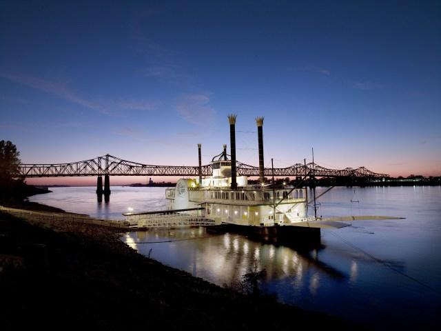 battelli sul Mississippi