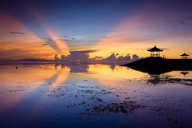 i colori dell'Indonesia