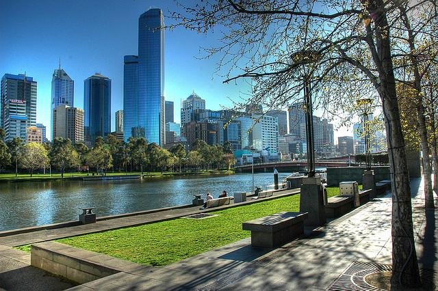 Visitare Melbourne