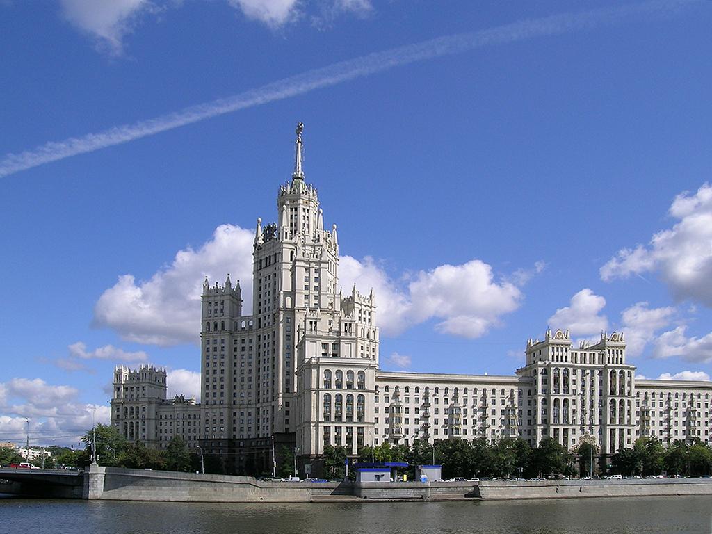 sette sorelle a Mosca