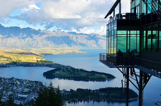 Alberghi per coppie omosessuali Nuova Zelanda