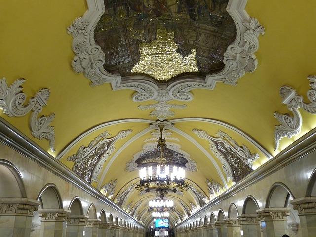 metropolitana Mosca
