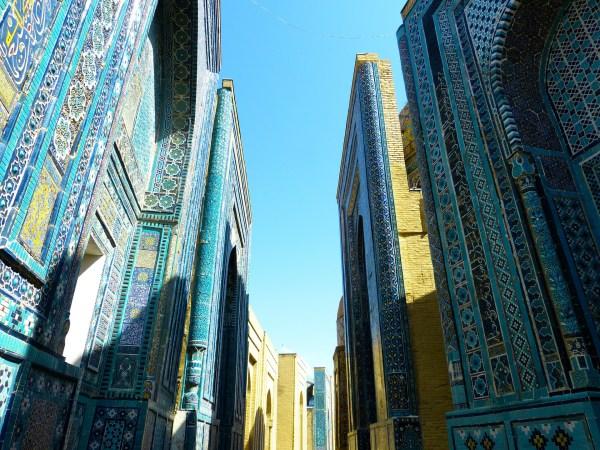 Itinerari Asia Centrale in Uzbekistan