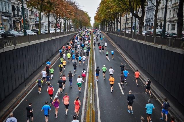 partecipare maratona New York