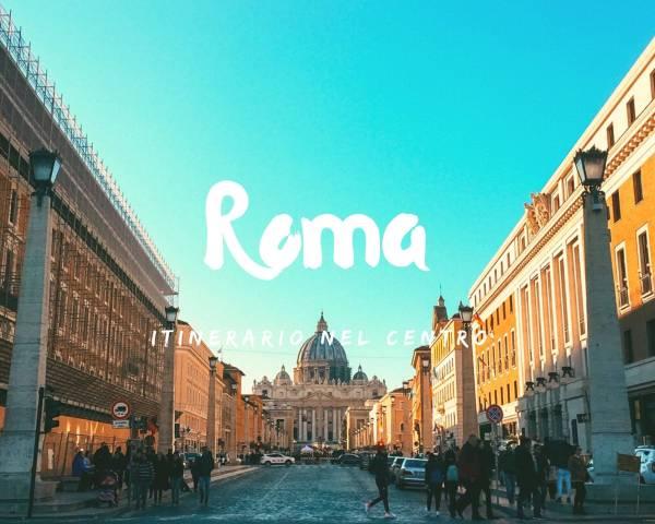 Itinerario nel centro di Roma a piedi: Città del Vaticano