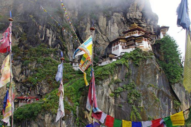 visitare monasteri Bhutan