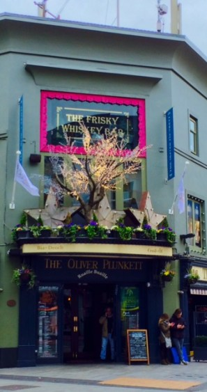 dove mangiare a Cork