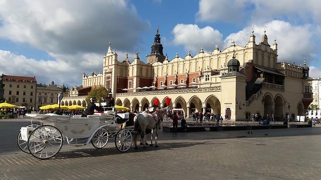 gita in carozza Cracovia
