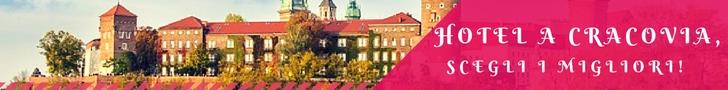 hotel a Cracovia, scegli i migliori