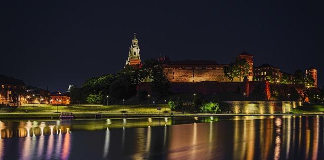 visitare castello Wawel Cracovia