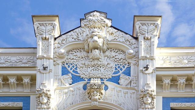 città art nouveau nord europa