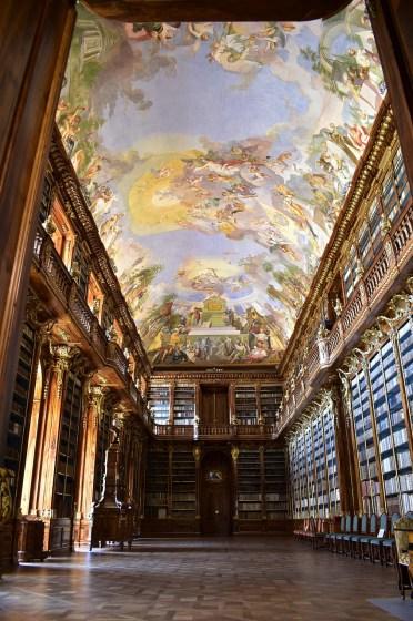 Biblioteca Barocca Praga