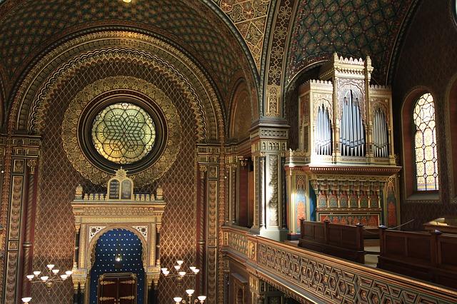 visitare sinagoga spagnola Praga