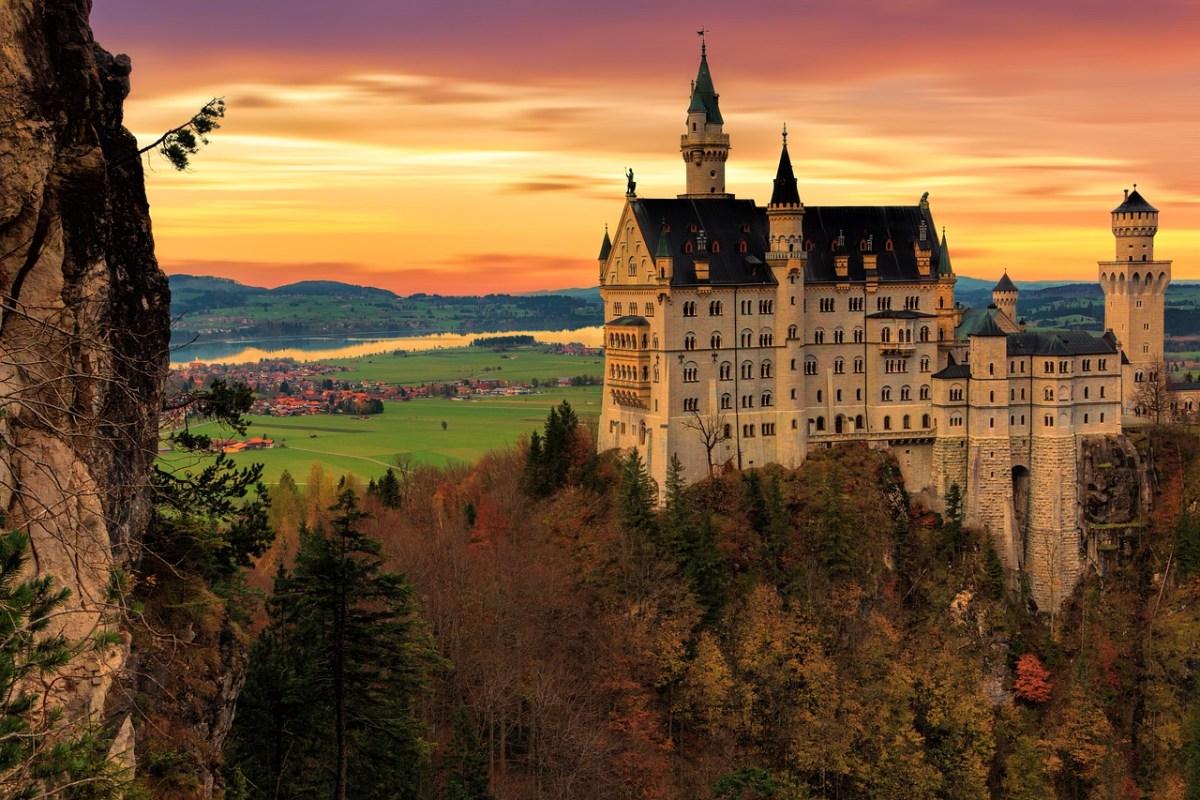 I 10 castelli più romantici da visitare nel mondo