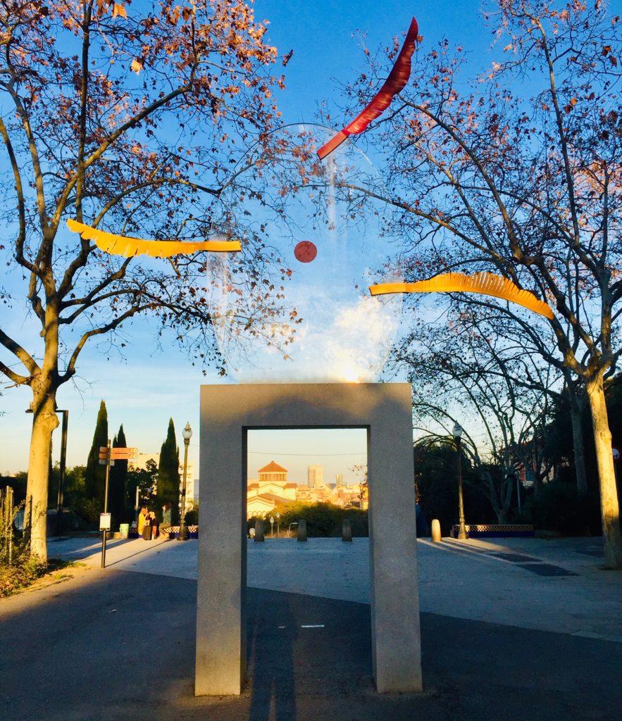 dove vedere il tramonto Barcellona