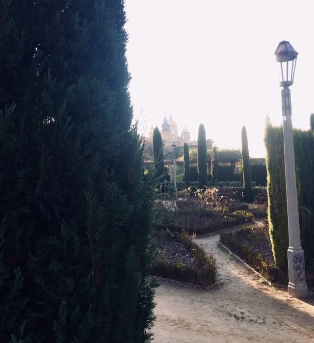 quali parchi visitare a Barcellona