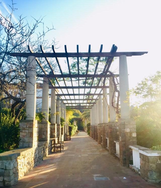 giardini di Montjuic