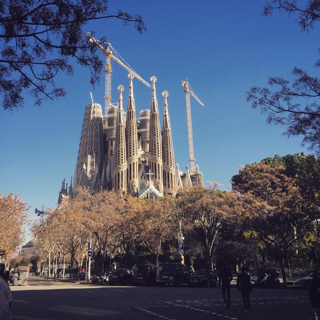salta la file Sagrada Familia