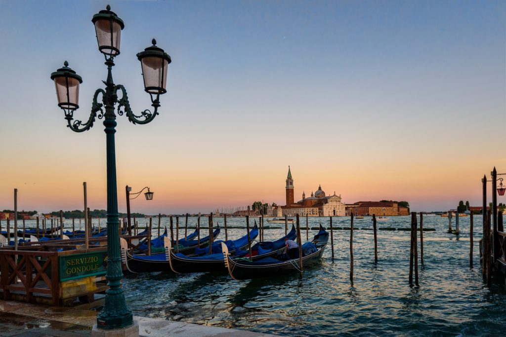 turismo di massa a Venezia