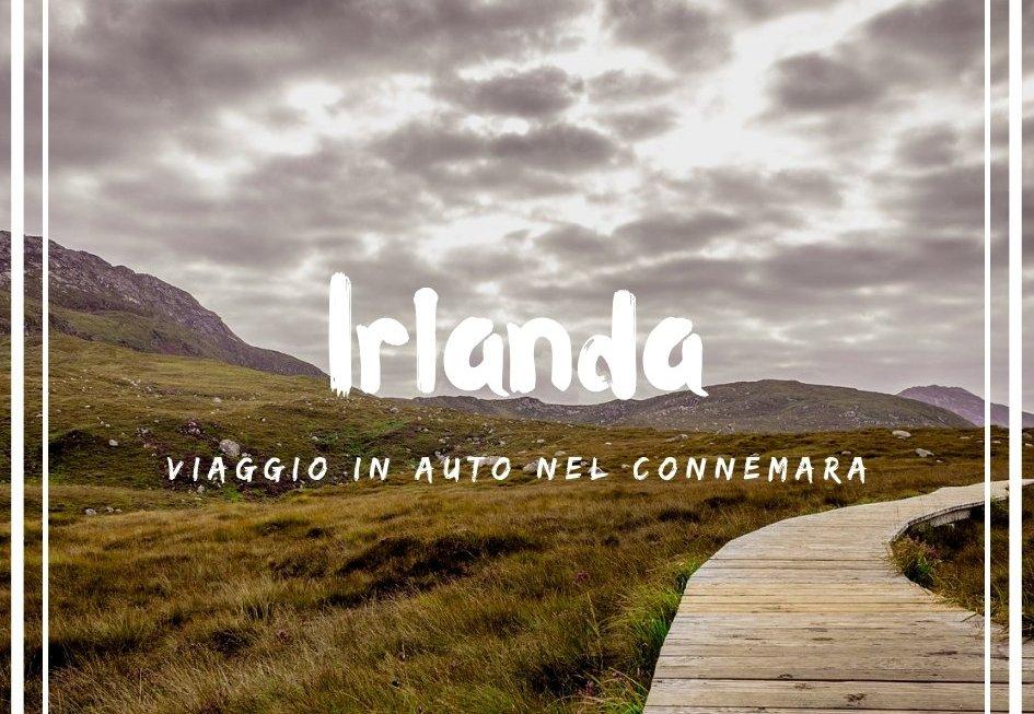Irlanda cosa vedere in auto