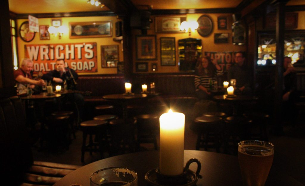 pub tipici a Galway