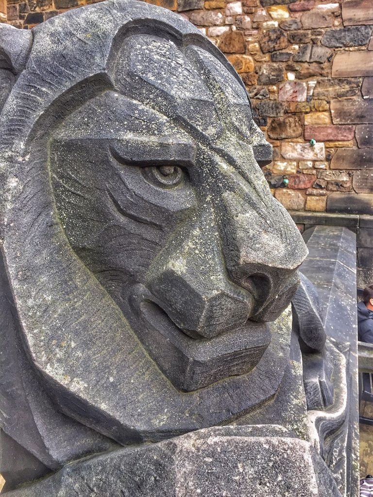 sculture edimburgo