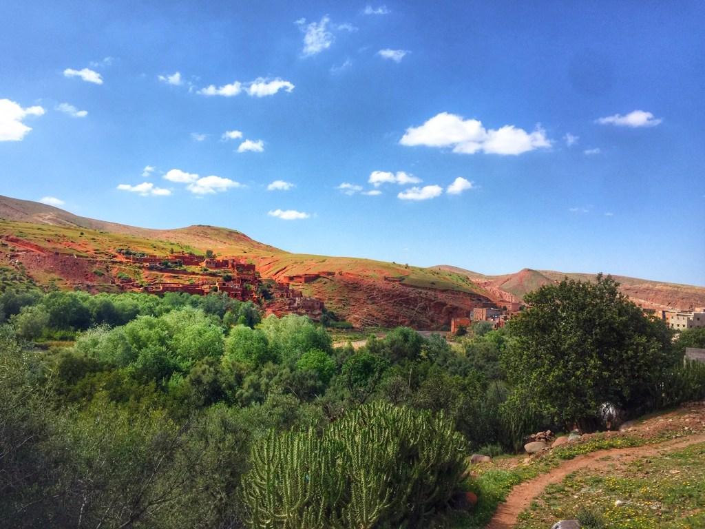 visitare dintorni Marrakech