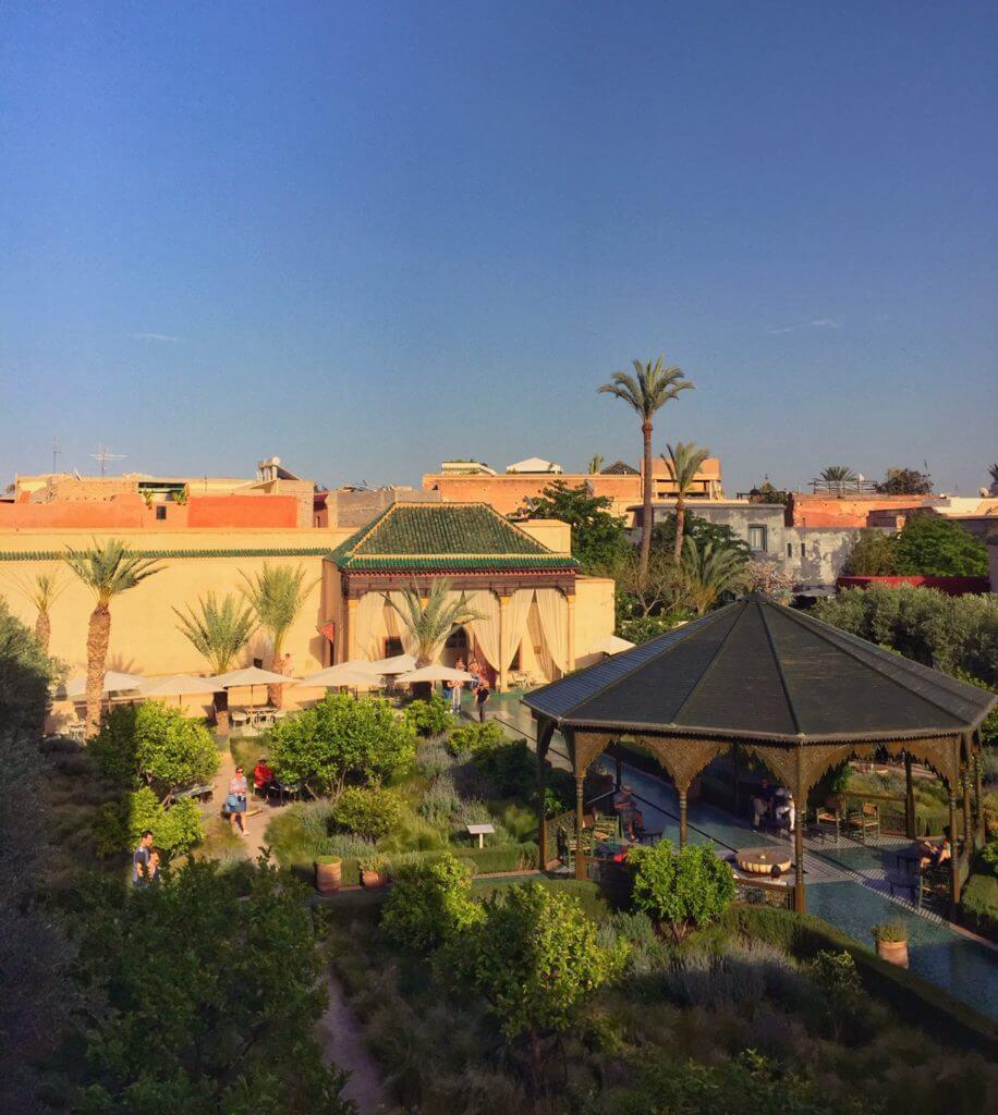 Giardini da non perdere a Marrakech