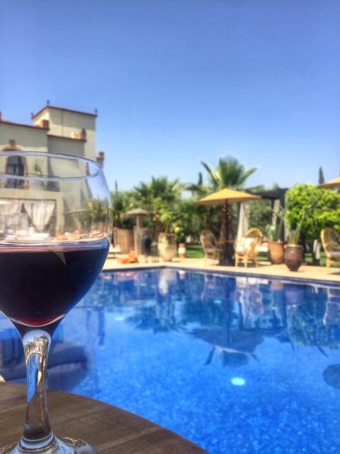 riad-con-piscina-Marrakech