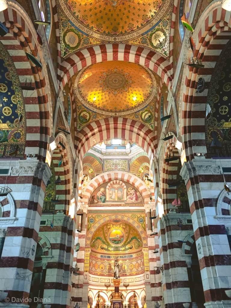 Basilica di Marsiglia da visitare