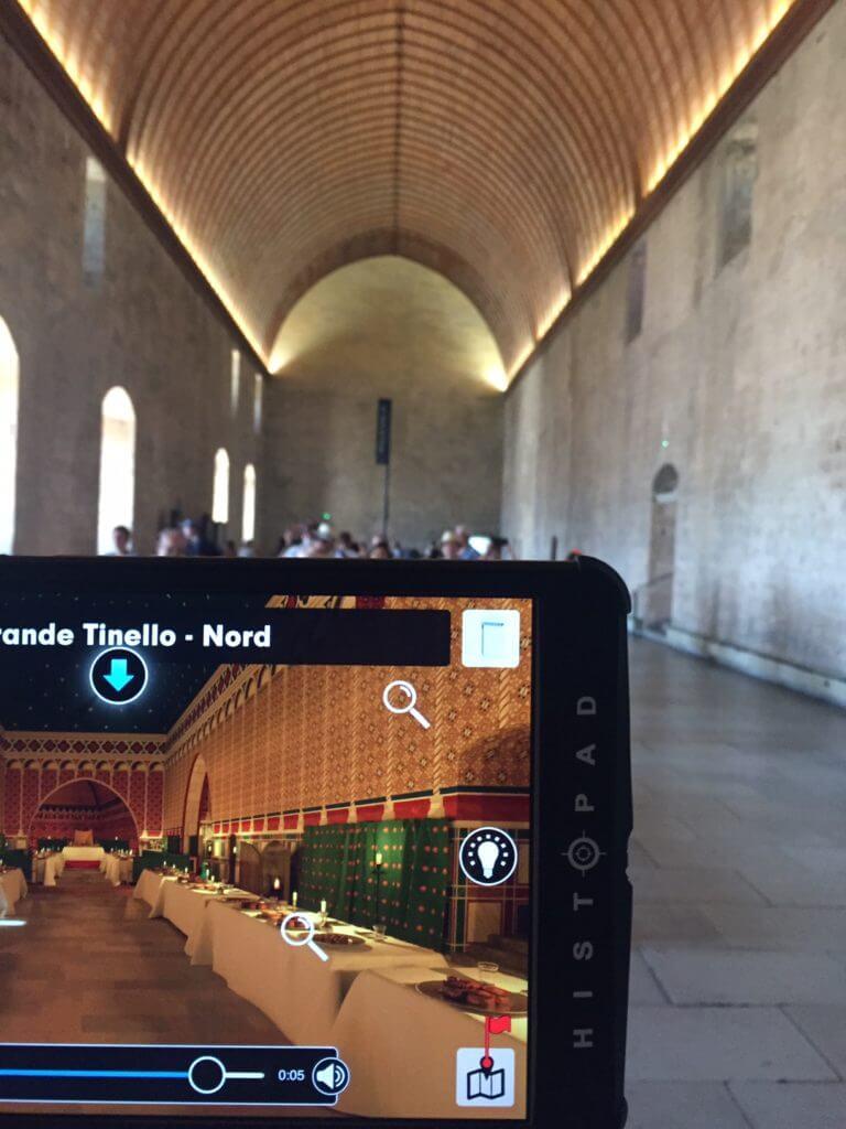 Visita al Palais des Papes