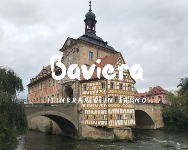 Itinerario in Baviera in treno: cosa vedere in 5 giorni