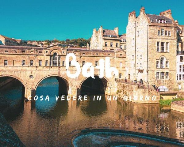 Visitare Bath in un giorno da Salisbury