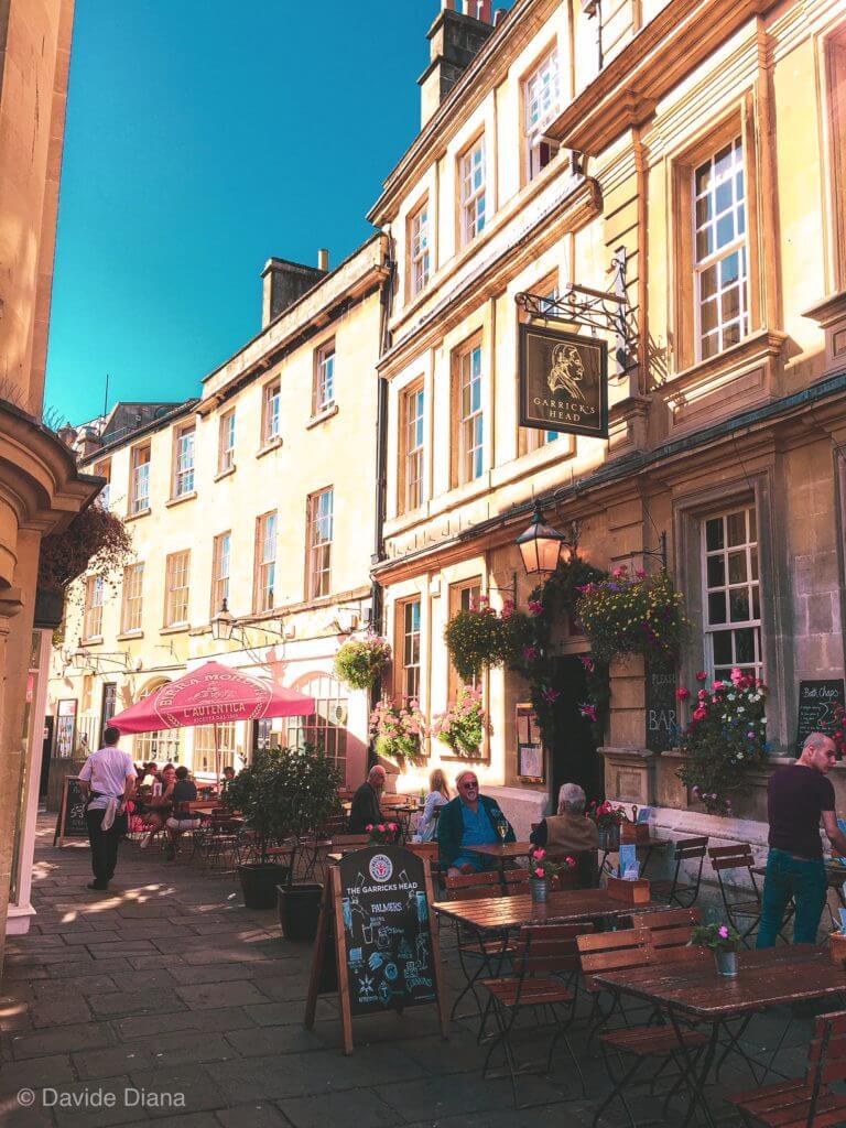 dove mangiare a Bath