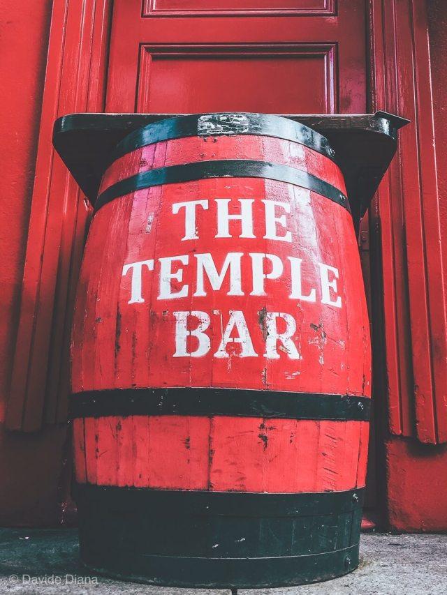 Cosa vedere a Temple Bar