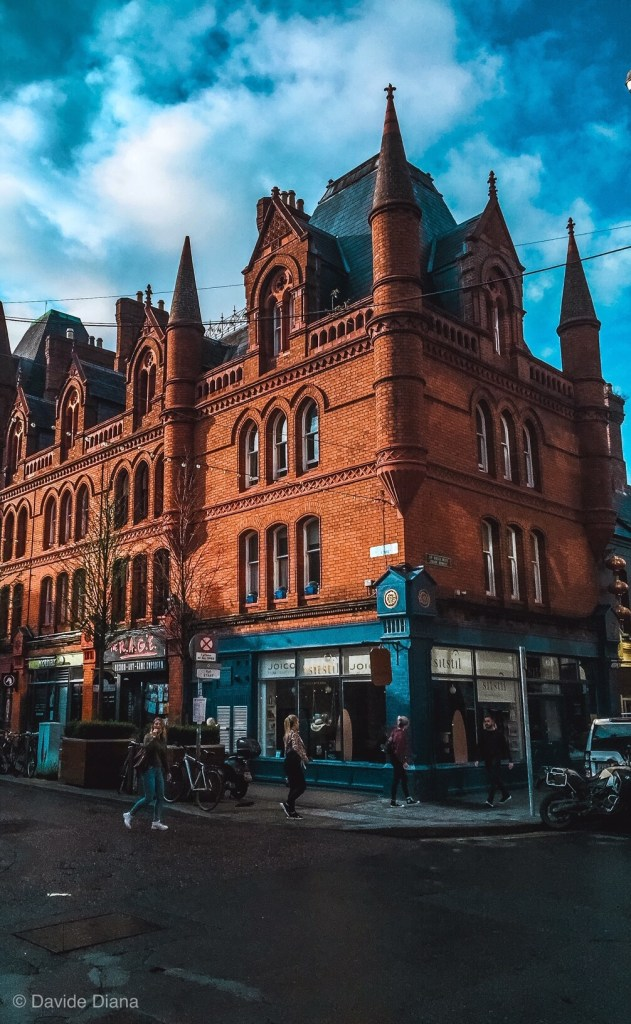 Visitare Dublino quartieri da non perdere