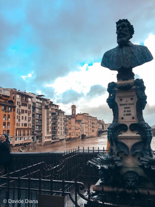 Itinerario a piedi Firenze