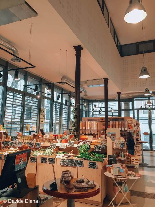 mercati rionali a Lione dove mangiare
