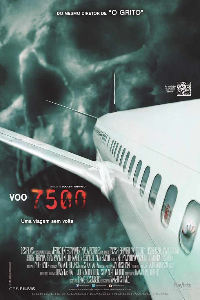 Vôo 7500 poster portal fama 090715