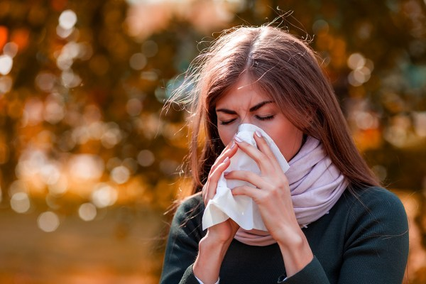 Why Your Allergies Might Feel Worse During Autumn