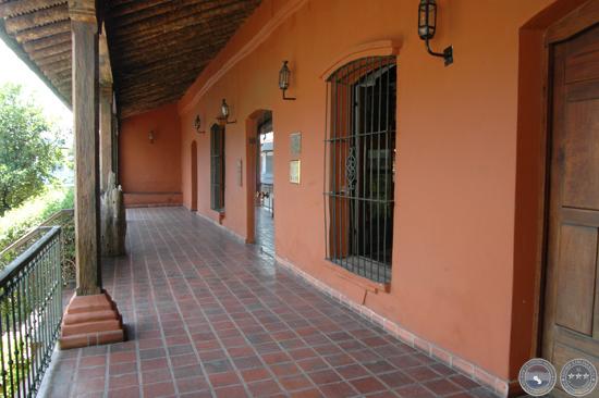 Portal Guaran  CENTRO CULTURAL CARLOS COLOMBINO  MANZANA DE LA RIVERA  MUSEO MEMORIA DE LA CIUDAD