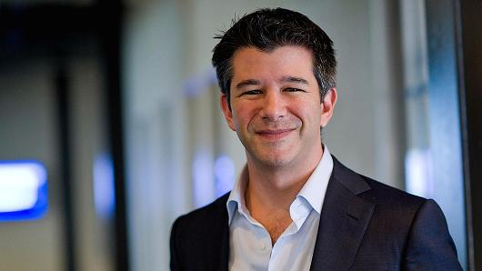 founder Uber